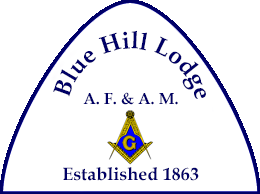 Blue Hill Lodge, A F  & A M  Home Page